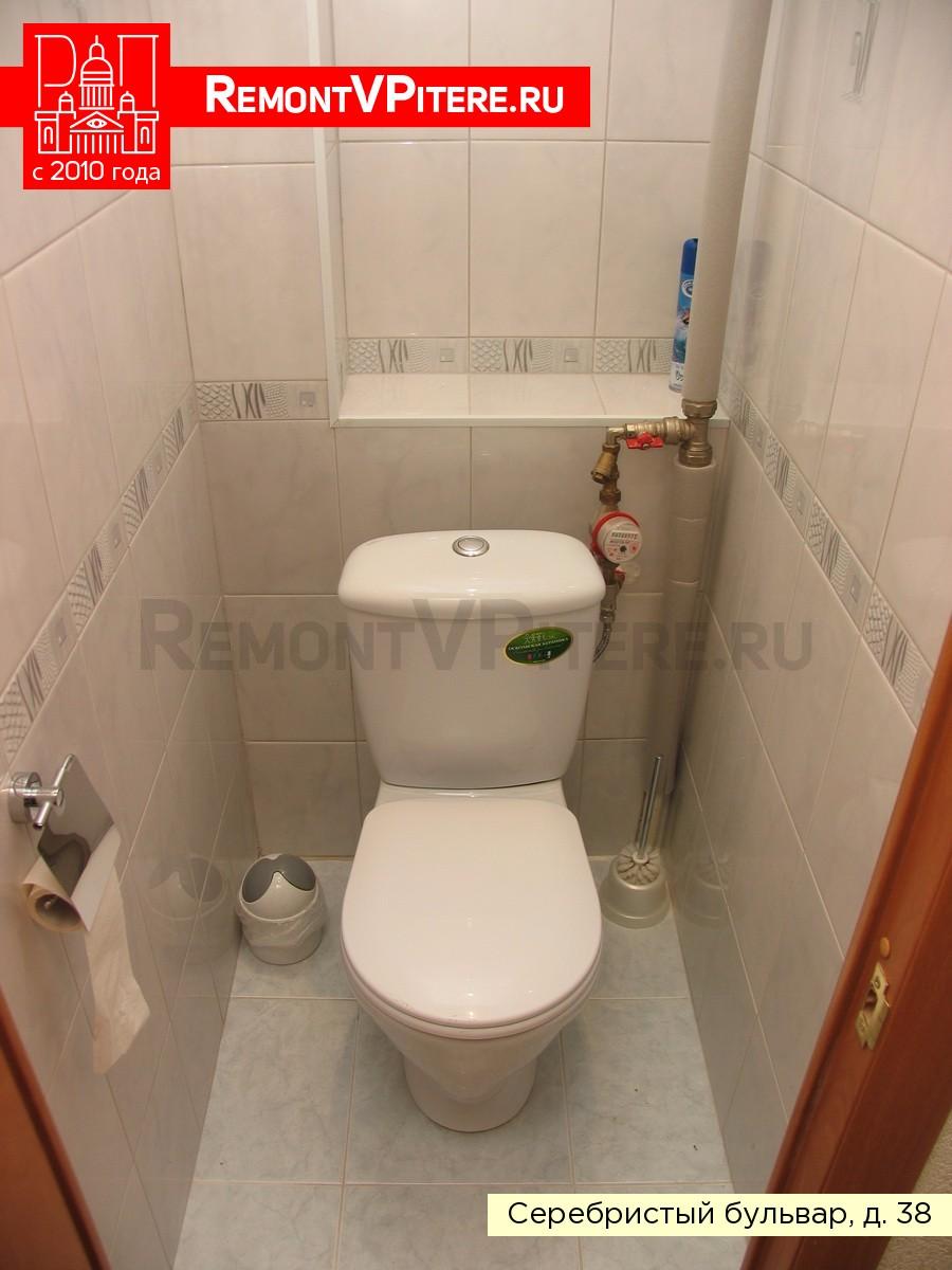 Ремонт туалетной комнаты