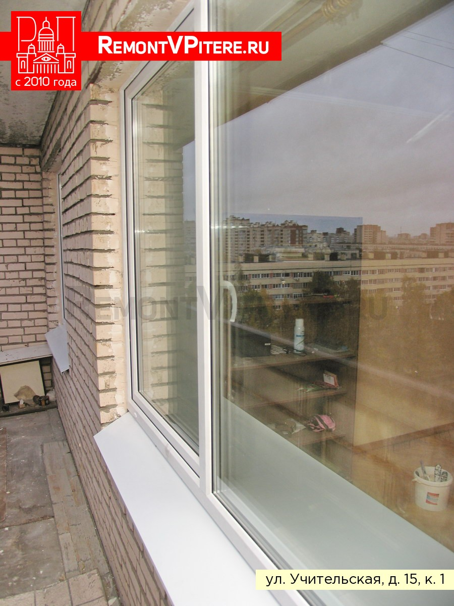 Окна в доме 1-528КП-80
