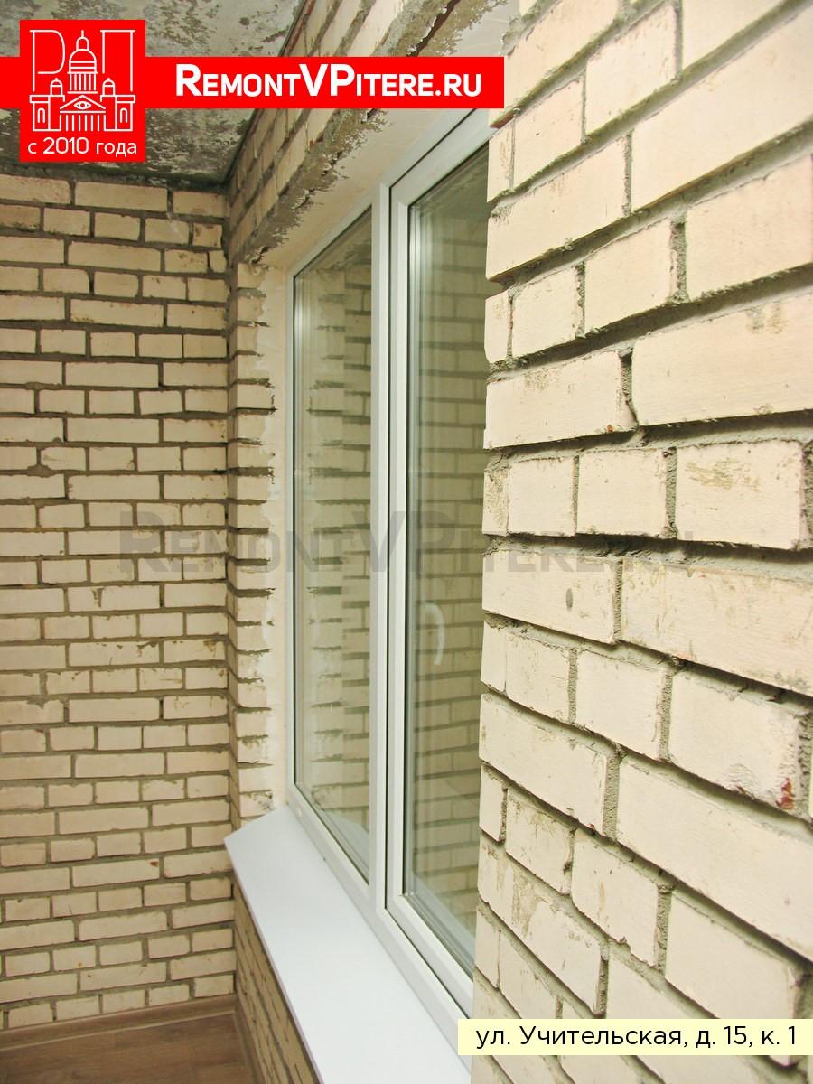 Замена остекления в доме в доме 1-528КП-80