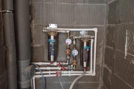 Фильтры тонкой очистки - стальные колбы