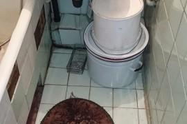 Перед ремонтом ванной