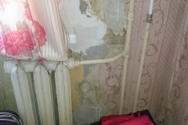 Старые радиаторы отопления