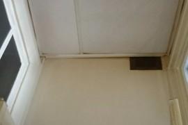 Старый потолок армстронг
