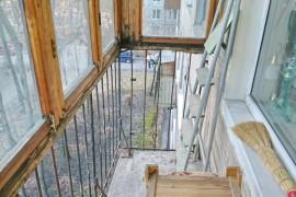Балкон до демонтажа