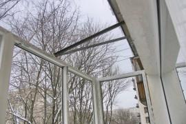 Сварная ферма для монтажа крыши