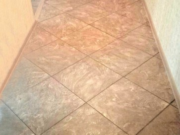 Кафель на пол в коридор