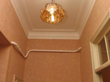 Восстановление лепнины на потолке