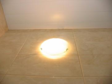 Подключение настенного светильника