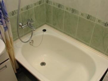 Стальная ванная