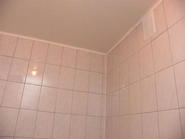 Выравнивание и покраска потолка