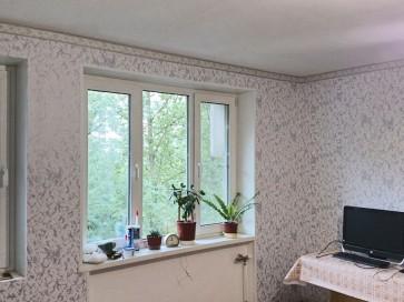 Заделка части стены у окна
