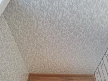 Пластик на балконе в качестве отделки
