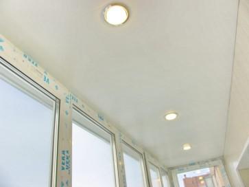 Встроенные в потолок светильники GX53