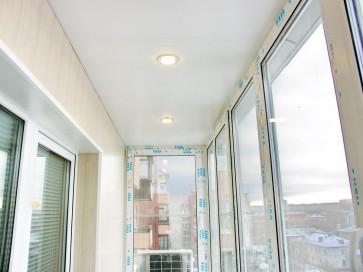 GX53 светильники на потолке